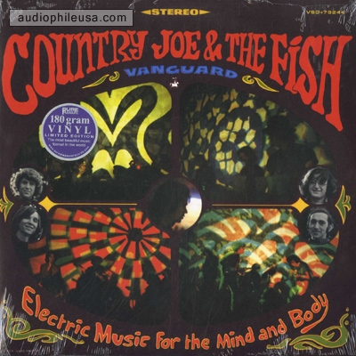 Electric Music For The Mind & Body - Country Joe & The Fish
