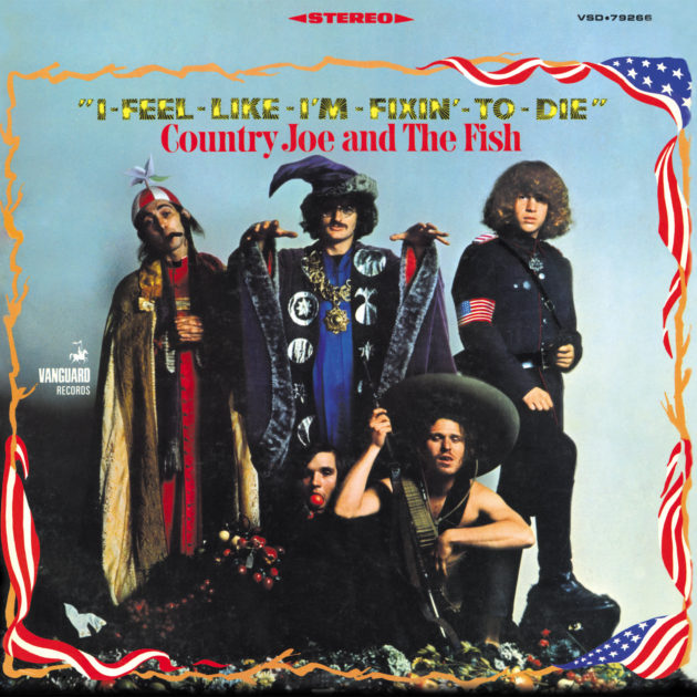 I Feel Like I'm Fixin' To Die - Country Joe and The Fish